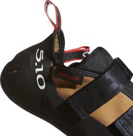 adidas Five Ten Anasazi VCS Climbing Shoes Herre rawdescore blackred